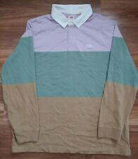 Levi's Relaxed Fit Rugby Sz L Preowned