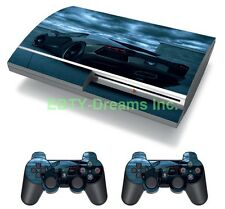 Lamborghini Aventador Car Vinyl Skin Sticker Decal Protector for PS3 FAT