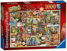 19468 Ravensburger The Christmas Cupboard Colin Thompson 1000pc [Jigsaw Puzzle]