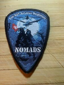 1990s/2000s/Afghanistan? US ARMY PATCH-FOX 2/27th AVIATION REG-NOMADS-ORIGINAL!
