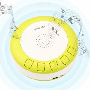 Sound Machine Baby for Sleeping Portable Sound Machine with Timer and Volume Con