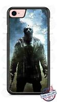Halloween Jason Voorhees Friday the 13th Phone Case Cover for iPhone Samsung LG
