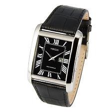 MARQUIS Herren Funkuhr Edelstahl Armbanduhr Deutsche Funktechnologie 983.4917