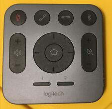 Original Remote Control for Logitech Meetup Camera System