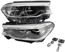 BMW 5 SERIES G30 G31 FULL LED ADAPTIVE HEADLIGHT ASSEMBLY RIGHT & LEFT SIDE SET