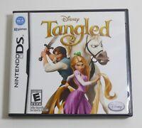 Disney Tangled (Nintendo DS, 2010) COMPLETE