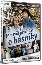 Jak svet prichazi o basniky (How the World Is Losing Poets) DVD English subtitle