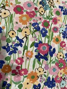 LAURA ASHLEY Single  Multicooured Floral Quilt Cover 198 X 140 Cm