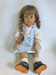 Heidi Ott Künstlerpuppe Vinyl Puppe 51 cm. Top Zustand
