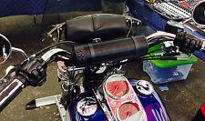 MTX MUDHSB-B Universal 6 Speaker All Weather Motorcycle Handlebar Sound System