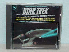 "CD-THE ROYAL PHILHARMONIC ORCHESTRA""STAR TREK""-Steiner"
