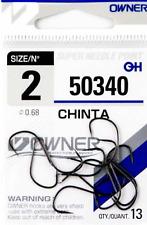 Owner Haken CHINTA 50340 versch. Großen Angelhaken Hacken