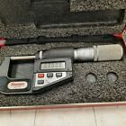 STARRETT ELECTRONIC DIGITAL MICROMETER No. 731 WITH OUTPUT