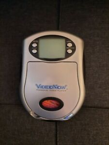 Hasbro VideoNow Video Player. Tested and Working. Comes with Odd Parents Disc