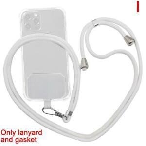 Universal Crossbody Nylon Patch Phone Lanyard Mobile Phone Straps Lanyard