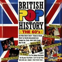 Various Artists : British Pop History 60s CD Incredible Value and Free Shipping!