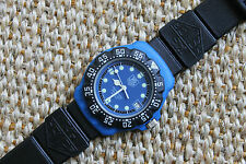 NEW Tag Heuer 381.513 NIB NOS Blue Formula 1 Watch Womens Mens Midsize Rubber
