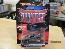 Hot Wheels '67 FORD MUSTANG FASTBACK 2007 Ultra Hots BWs in display case