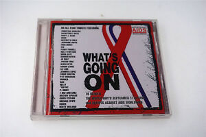 ALL STAR TRIBUTE WHAT'S GOING ON SICP 56 JAPAN CD A1913