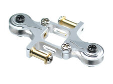 Microheli Blade 70 S Silver Precision CNC Aluminum Main Blade Grip MH-E15X002