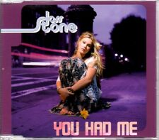 JOSS STONE - YOU HAD ME - 2004 CD SINGLE - MINT