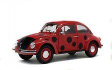 VW Beetle 1303 ladybug red diecast model car S1800509 Solido 1:18