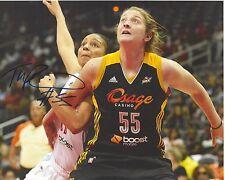 Theresa Plaisance Signed 8 x 10 Photo Dallas Wings Wnba Basketball Free Shipping