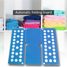 Clothes T-Shirt Top Folder Magic Folding Board Flip Fold Laundry Organizer Kit