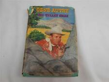 """1952  """"Gene Autry and the Big Valley Grab"""" #2302 Book W.H. Hutchinson"""