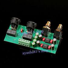 DRV134 Single Ended RCA to Balanced XLR for CD Pre AMP Balanced Output Module