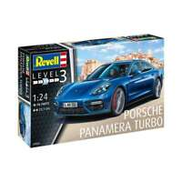 Revell 1:24 Scale Porsche Panamera Car Kit - 07034