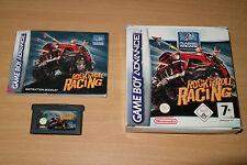 Nintendo GAME BOY Advance // Rock ´N´ Roll Racing // - RAR!
