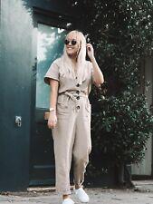 7d5e0238 ZARA Women's Cotton Jumpsuits & Playsuits for sale | eBay