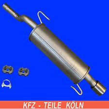 FIAT grande punto 1.2i échappement mittelrohr tube GAINE souple du silencieux pièces de montage