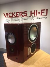 Pair... Monitor Audio Gold Fx loudspeakers in Luxury Rosewood Lacquer Finish