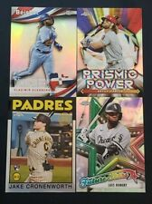 2021 Topps Chrome Baseball INSERTS with Rookies You Pick