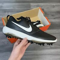 NIKE ROSHE G TOUR BLACK/WHITE GOLF TRAINERS SIZE UK7 US8 EUR41 AR5580 001