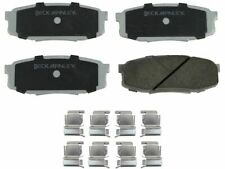 For 2007-2017 Toyota Tundra Disc Brake Pad and Hardware Kit Rear 91412RJ 2008