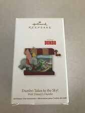 "2011 Hallmark Keepsake Ornament - Walt Disney's Dumbo ""Dumbo Takes to the Sky!"""