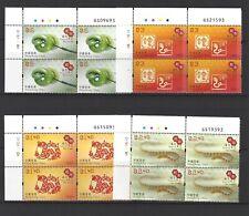 China Hong Kong 2013 BLK 4 China New Year of Snake stamps