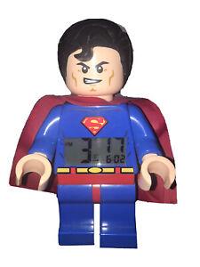 Réveil Lego Superman Bon Etat
