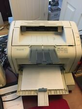 HP Laser Jet 1018 Laser Printer, USB 2.0