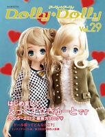 Dolly Dolly Vol 29 BJD Blythe Doll Azone Catalog Magazine Book Momoko Pullip