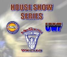 Mid South Wrestling Presents House Show Series:  Entire 21 DVD Library Vols 1-21