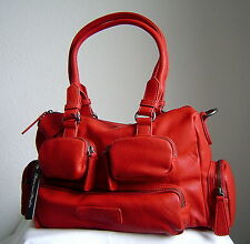 Handtasche Shopper Bag Felicia Boston Red Fritzi aus Preußen
