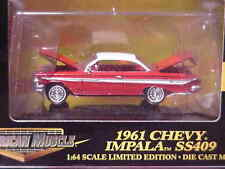 1961 Chevy Impala Red 1:64 Ertl American Muscle  32651