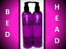 2 PACK TIGI BED HEAD DUMB BLONDE SHAMPOO FOR CHEMICALLY TREATED HAIR 13.5 OZ LOT