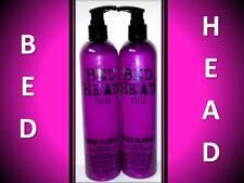 2 PACK TIGI BED HEAD DUMB BLONDE SHAMPOO FOR CHEMICALLY TREATED HAIR 13.5 OZ LOT