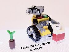 MOC Mini Size Wall-E Robot Custom Build from Lego New Pieces, Free Shipping