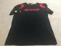 Puma Ferrari Mens Formula One F1 T-Shirt Tee Shirt Size Medium Official Licensed